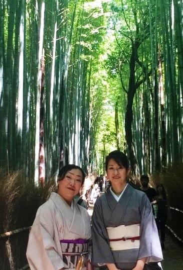 『新緑の嵯峨野』華月さん投稿;03