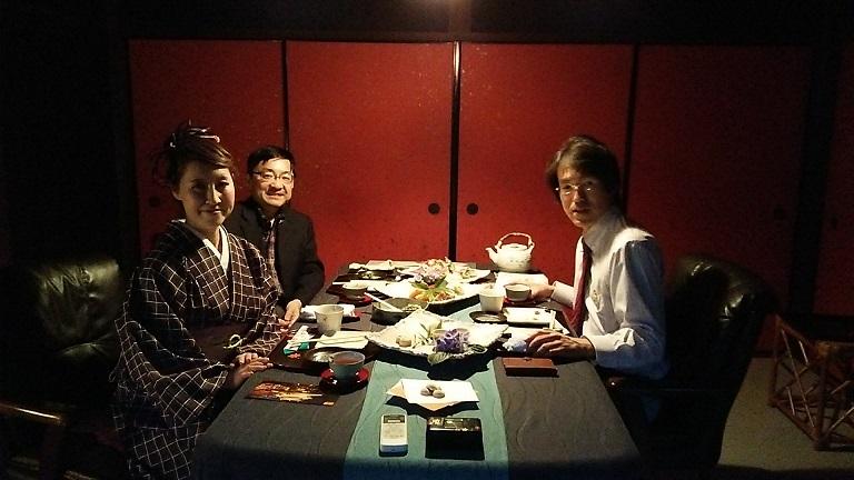 『新緑の京都・精進料理と散策の旅』やっちゃんさん投稿;01