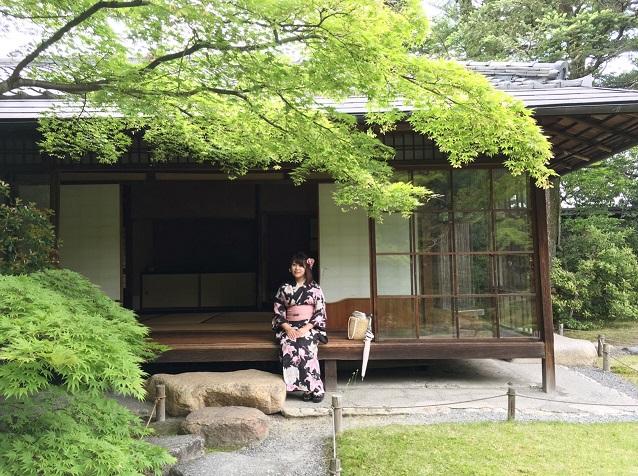 『葵祭からの日本の緑を散策』MILKさん投稿;02