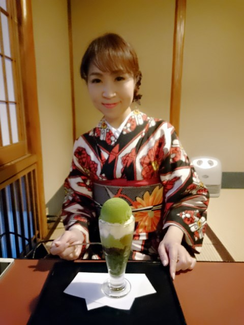 『Kyoto 真冬の美味探訪』すみれさん投稿;02