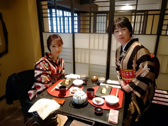『Kyoto 真冬の美味探訪』すみれさん投稿;01