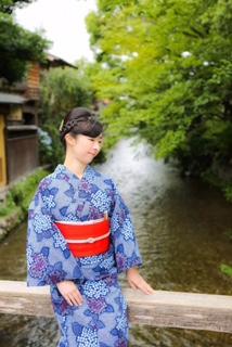 『浴衣と夏の京都』りえさん投稿;02