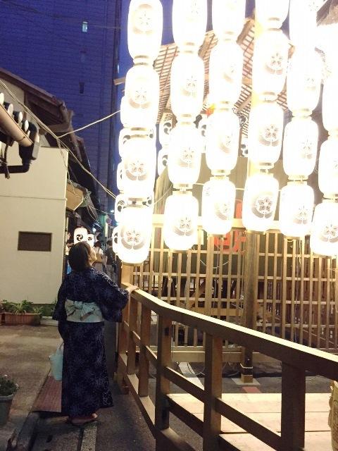『浴衣で祇園祭』cumieさん投稿;02