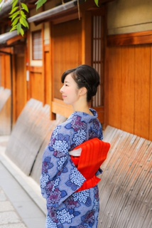 『浴衣と夏の京都』りえさん投稿;01