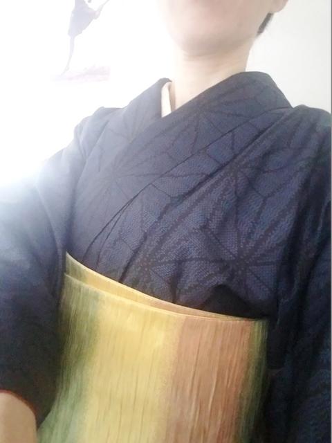 『久々の着物』sakuraboruzoiさん投稿;01