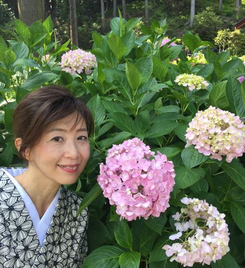 『紫陽花』あきちゃんさん投稿;01
