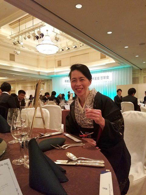 『忘年会 リッツ・カールトン大阪にて』sakuraboruzoiさんの投稿;01