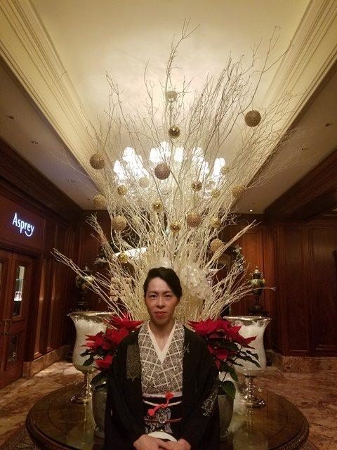 『忘年会 リッツ・カールトン大阪にて』sakuraboruzoiさんの投稿;03